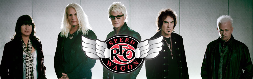 REO Speedwagon at The MPAC on May 29th